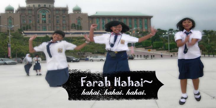 Farah Hahai~