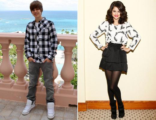 Selena quer cortar o cabelo do Justin,   OMG *O*    por que?