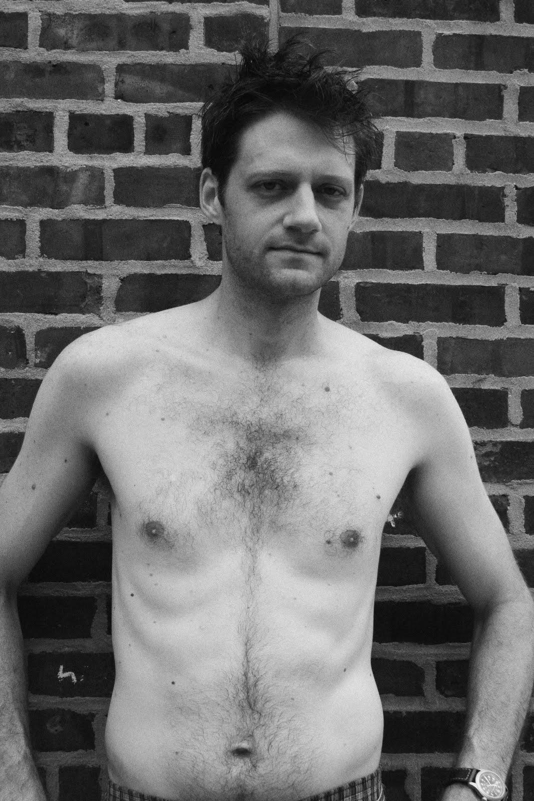 Sammie Scheer Photography  Skinny Man