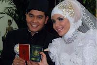 Pernikahan Indra Bekti
