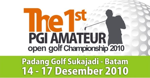 The 1st PGI Amateur Open Golf Championship 2010
