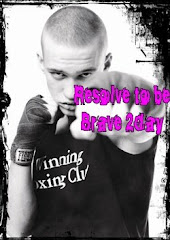 Resolve to be brave 2day