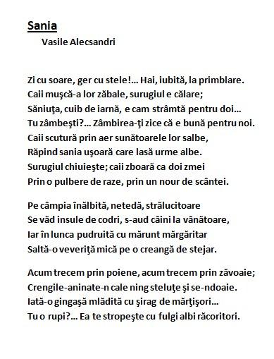 8 MARTIE poezii | Didactic.ro