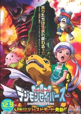 Peliculas Digimon DIGIMON+SAVER