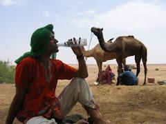 Viajando por la India