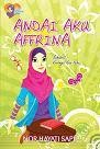 Novel pertama saya (My first novel)