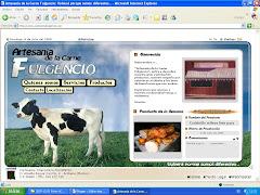 WEB OFICIAL DE CARNICERIA FULGENCIO