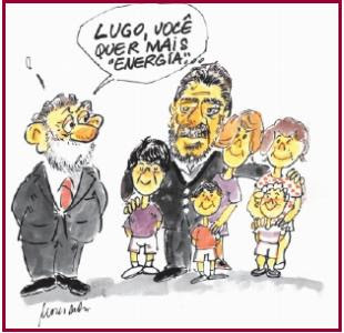 Presidente do Paraguai visita o Brasil