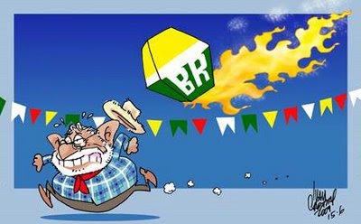 Petrobras, um pesadelo para o Governo.