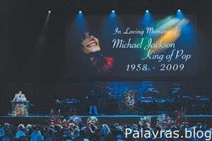 Funeral de Michael Jackson.