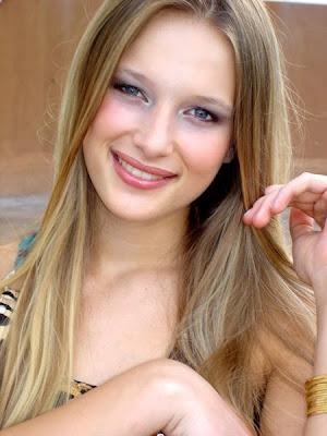 Regina krilow, garota fantastica 2008