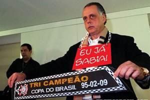 Fernando Carvalho com Celso Roth para acabar com o Inter.