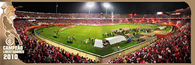 Inter Bicampeão da Libertadores 2010