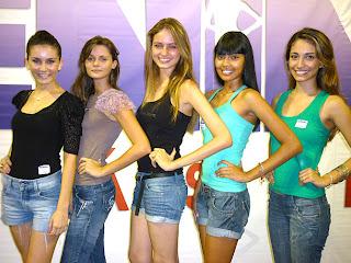 Menina Fantástica 2010. Eleitas em Belém do Pará