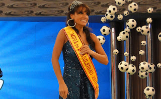 Musa do Brasileirão 2010. Candidata do Grêmio vence o concurso