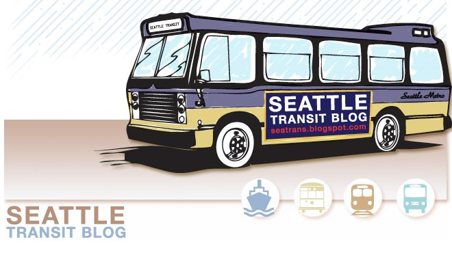 Seattle Transit Blog