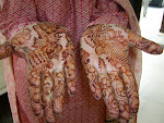 Henna Hands