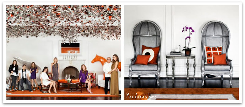 max+azria inspired by . max azrias home