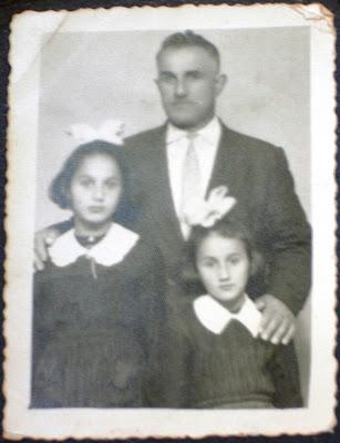 Annem, dedem ve Havva Teyzem