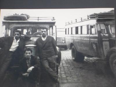 Salih, Mehmet,Veysel Dayılarım ve Karaduman otobüsleri