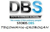 STOKIS DBS TEGOWANU GROBOGAN