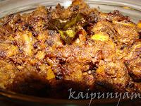 Beef Ulathiyathu
