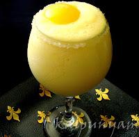 Icy Mango Shake