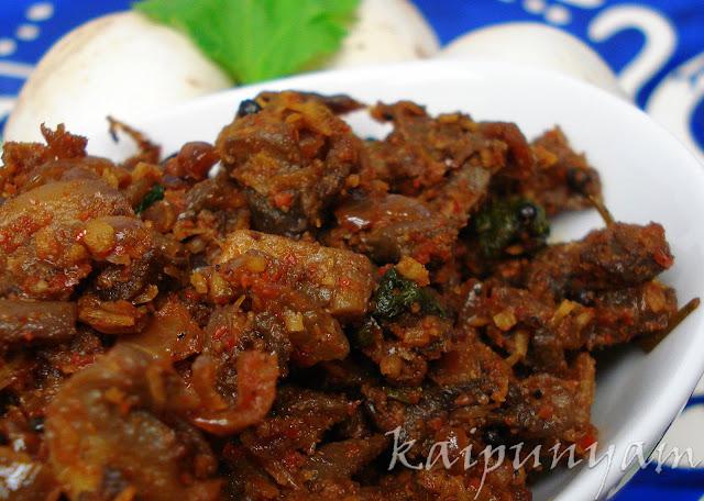 kaipunyam.com: Spicy Mushroom Roast