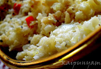 Cauliflower Thoran