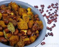 Rajma Soya Fry