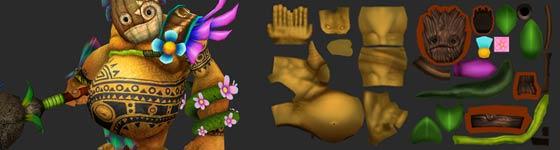 Soilchild texture tutorial - 3D Studio Max