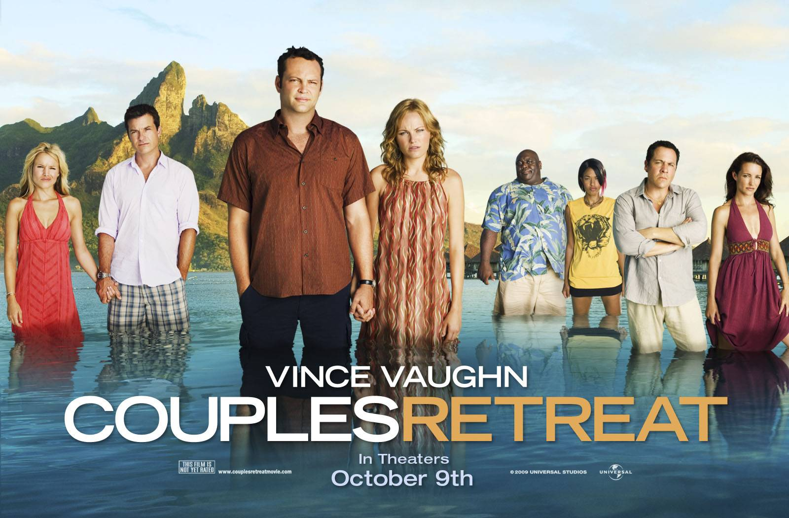 NISMO Stuff: Couples Retreat: A Movie Review... Malin Akerman Married