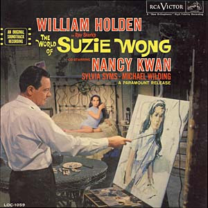 art in movies the world of suzie wong 1960
