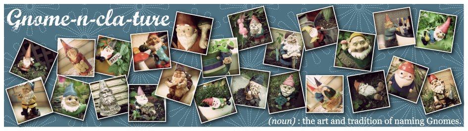 Gnome·n·cla·ture