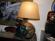 helmet lamp ..................................................................................