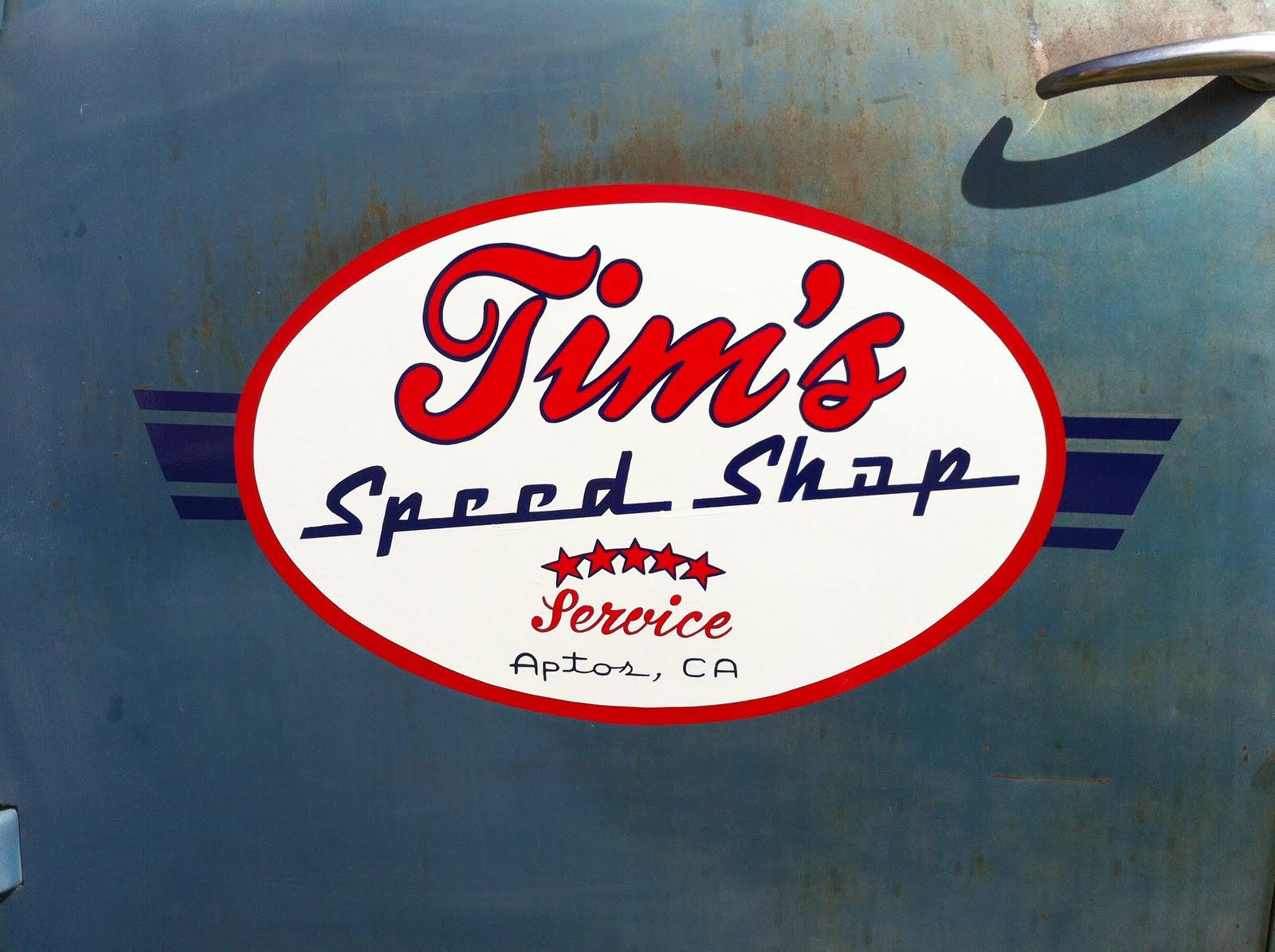 tims machine shop