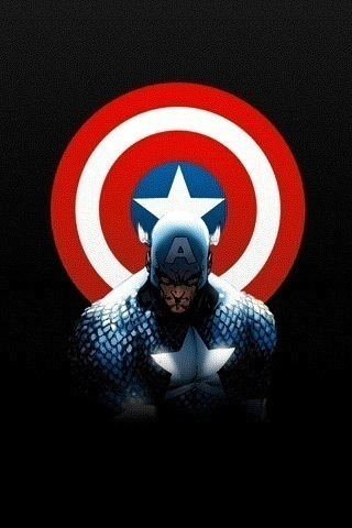 america wallpaper. captian america cartoon