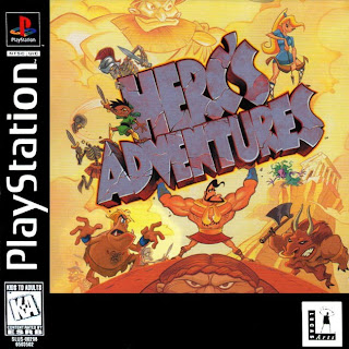 hercsfront Download Hercs Adventures 1997   PS1