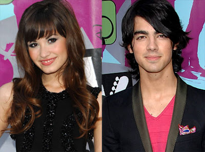 Joe Jonas con Demi Lovato Make a Wave Letra Traducida