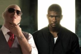 Usher con Pitbull DJ Got Us Fallin' In Love Letra Traducida