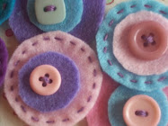 CUTE AS A BUTTON super sweet button embellishments