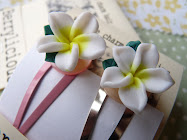 TROPICAL HOLIDAY Hair Clips