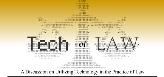 Tech of Law