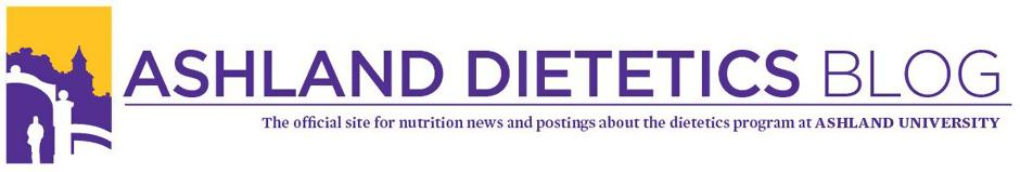 Ashland University Dietetics Program News