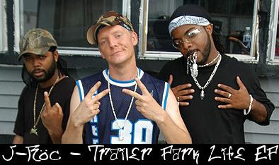 BEASTWICK: J-Roc-Trailer Park Life EP on small town life, carnival life, beach life, trailer trash family, family life, bar life,