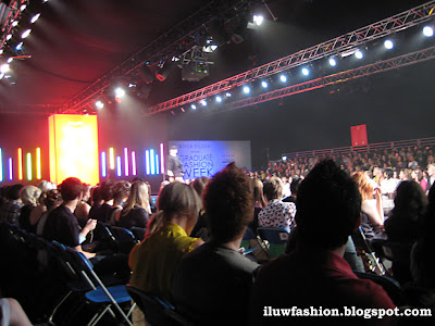 GFW, Graduate Fashion Week, London