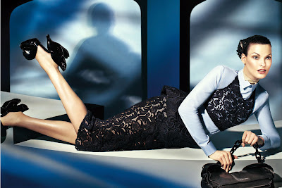 Prada, Fall 2008, AW08, ads, advertisement, campaign
