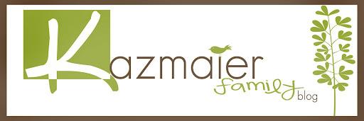 The Kazmaier's~A Crazy Blessed Life