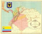 Mapa de Colombia de 1810. Publicado por nicolas gonzalez en 11/15/2010 (divisin poltica del vireinato de santaf copy)