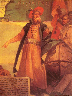 [John Cabot painting from Wikipedia]